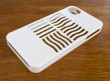 Small Batch of 3D Printed iPhone Plastic Case Model
