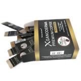 Café noir fongueux de Cordyceps Reishi de champignon de couche de Chaga