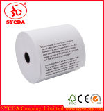Plastikthermisches Papier der kern-Präzisions-80mm populär im Ausland