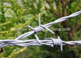 熱浸された電流を通されたとげがある鉄ワイヤー