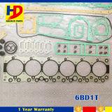 jogo da gaxeta da revisão de motor da máquina escavadora 6bd1t para as peças de motor Diesel