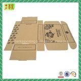 관례에 의하여 인쇄되는 색깔에 의하여 주름을 잡는 포장 상자, 판지 상자