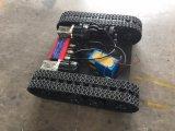 De rubber Assemblage van de Chassis van het Spoor van Leve
