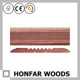 Отливать в форму декоративной материальной древесины конструкции гостиницы обходя