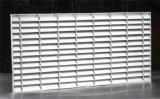 セリウムの承認のHot-DIP電流を通された堀カバー