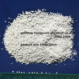 Kalziumchlorid-Tabletten/Metallklumpen