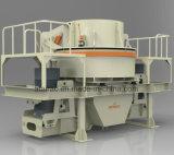 中国製機械(VSI-1000II)を作る砂