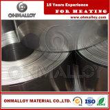 Striscia standard della lega Fecral23/5 0cr23al5 di GB per la stufa industriale