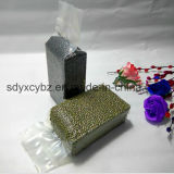 De zij Zak van de Rijst van de Hoekplaat Vacuüm Plastic Verpakkende