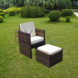 快適な手編む屋外表および椅子の家具