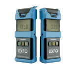 Fuente de luz Els-50, metro de energía óptico de la fibra de Exfo y fuente de laser de fibra óptica con la alta precisión