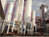 生物量のガス化装置