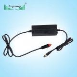쇼핑 카트 부속품 36V 2A 자동차 배터리 충전기