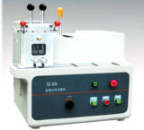 Appareil de contrôle métallographique de coupeur témoin (Q-3A)