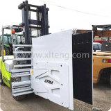 Ltma carretilla elevadora diesel de 3 toneladas con la abrazadera del cartón