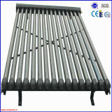 Câmara de ar evacuada Collcetor solar do revestimento Metal-Vidro eficiente elevado