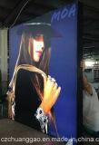 Shopping MallのためのFrameless Tension紫外線Fabric LED Light Box