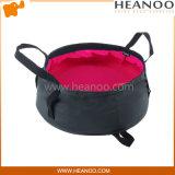 屋外のキャンプの走行の折る軽量の防水水バケツのハンドバッグ袋