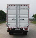 Isuzu 4 Euro IV 4X2 MiniCargo Truck Van Type van de Ton
