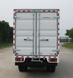 Isuzu 4 Ton Euro IV 4X2 Mini Cargo Truck 밴 Type