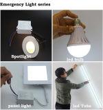 Indicatore luminoso di comitato ricaricabile del LED 3W-9W
