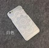 La más nueva cubierta del teléfono móvil de la PC del diseño del cordón para el iPhone 5/5s/6/6s/6plus