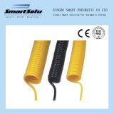Tubo di nylon di alta qualità astuta di Ningbo, tubo flessibile pneumatico