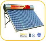 Calefator de água solar da Não-Pressão compata de Thermosyphon