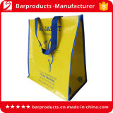Kundenspezifische Drucken-Firmenzeichen-nicht gesponnene Gewebe-Einkaufstasche
