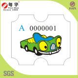 Papel 2016 de la lotería de la marca de fábrica de Yuehua para la máquina de juego