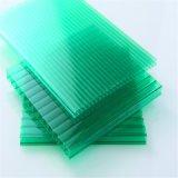 Het lichtgewicht Blad van het Dakwerk van het Bouwmateriaal Gekleurde Plastic
