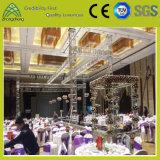 Fardo do Spigot da mostra do evento do banquete de casamento da iluminação portátil de alumínio grande