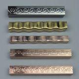 Tubo del quadrato dell'ornamento dell'acciaio inossidabile di colore di ASTM A554