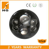 Emark DOT 7 '' 12V LED Headlight voor Jeep/Landover Headlight