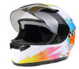 Шлем мотоцикла/мотовелосипеда полной стороны конструкции МНОГОТОЧИЯ холодный Изготовлением (FL119)