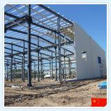 Структура стальной рамки Китая Multiple-Span для пакгауза