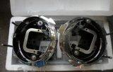 El doble dirige la máquina circular y plana del bordado de casquillo y de superficie plana del bordado Wy1202c
