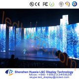 P1.875 Ultra LED Moving Sign del LED Display Screen