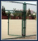 Kurbelgehäuse-Belüftung galvanisierter geschweißter Maschendraht-Kettenlink-Zaun für Spielplatz