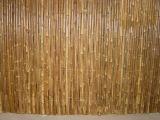 Anti-UVumgebung ausgeführter Bambuszaun