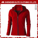 中国カスタム屋外ポリエステルSoftshellのジャケット