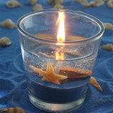 Tarro de cristal de Navidad SENTED Aroma regalo hecho a mano natural saludable vela del gel