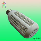Bulbo interno Superbright elevado do diodo emissor de luz E27 da wattagem de T60-195LED 7W