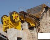 Большая задавливая машина каменной дробилки челюсти коэффициента минируя