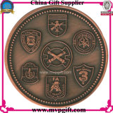 Воискаа металла бросают вызов монетка для подарка монетки сувенира (M-CC29)