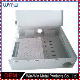 Junction cubierta de la caja a prueba de explosiones caja de acero inoxidable del metal al aire libre eléctrico
