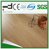 suelo de madera del laminado de la superficie el repujado del CE de 8m m
