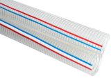 """1/4 """"-10"""" de alambre de acero reforzado manguera transparente de PVC"""