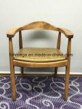 Haltbarer hölzerner Hotel-Stuhl mit PU-weicher Auflage (FOH-BCC36)