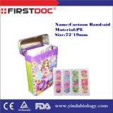 Fasciatura adesiva medica 72*19mm del sussidio di fascia del nastro,